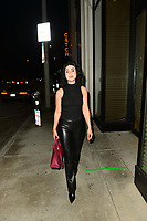 Alexa Mansour Spotted at Craig's In Hollywood