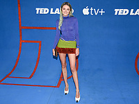 """15 July 2021 - West Hollywood, California - Charlotte Lawrence. Apple's """"Ted Lasso"""" Season 2 Premiere held at the Pacific Design Center. Photo Credit: Billy Bennight/AdMedia"""