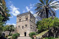 Palazzo Duca di Santo Stefano in Taormina, Sizilien, Italien, 14.JH.