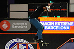 6th November 2020; Parc del Forum, Barcelona, Catalonia, Spain; Imagin Extreme Barcelona; picture show Gustavo Ribeiro (POR) during men street final