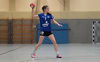 Liv Kornhuber (Walldorf) - Mörfelden-Walldorf 09.02.2020: TGS Walldorf vs. TGB Darmstadt, Sporthalle