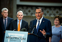 Bipartisan Infrastructure Bill in the US Senate