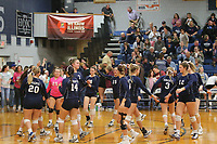 Varsity Volleyball 10/23/18