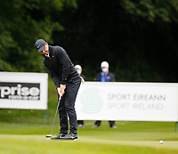 3rd July 2021; Mount Juliet Golf Club, Kilkenny, Ireland; Dubai Duty Free Irish Open Golf, Day Three; Rory Mcilroy of Northern Ireland putts on the 3rd green