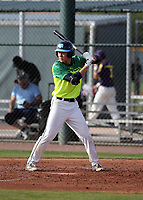 Eddie Park takes part in the 2019 Under Armour Pre-Season All-America Tournament at the Chicago Cubs and Oakland Athletics training complexes on January 19-20, 2019 in Mesa, Arizona (Bill Mitchell)