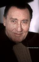 Alberto Sordi nel centenario dalla sua nascita 1925/2020. foto posata in studio Roma 2000