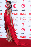 PASADENA, CA - SEPTEMBER 27: Actress Dania Ramirez arrives at the 2013 NCLR ALMA Awards held at Pasadena Civic Auditorium on September 27, 2013 in Pasadena, California. (Photo by Xavier Collin/Celebrity Monitor)