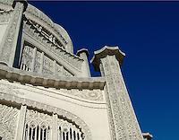 The Baha'i Temple in Wilmette, Illinois, USA