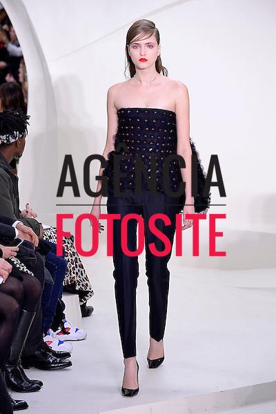 Paris, Franca – 01/2014 - Desfile de Christian Dior durante a Semana de moda de Alta Costura - Verao 2014. <br /> Foto: FOTOSITE