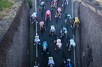 top view<br /> <br /> 54th Amstel Gold Race 2019 (1.UWT)<br /> One day race from Maastricht to Berg en Terblijt (NED/266km)<br /> <br /> ©kramon