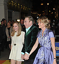 "© Under licence London News Pictures. 01/03/2011. Lord Lloyd-Webber and family arrive for the Opening Night of ""The Wizard of Oz"" at the London Palladium. Picture credit should read: Jane Hobson/London News Pictures"