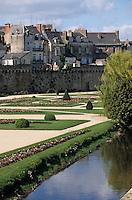 Europe/France/Bretagne/56/Morbihan/Vannes: Les remparts