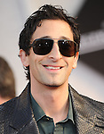 Adrien Brody at the Marvel World Premiere of Iron Man 2 held at The El Capitan Theatre in Hollywood, California on April 26,2010                                                                   Copyright 2010  DVS / RockinExposures