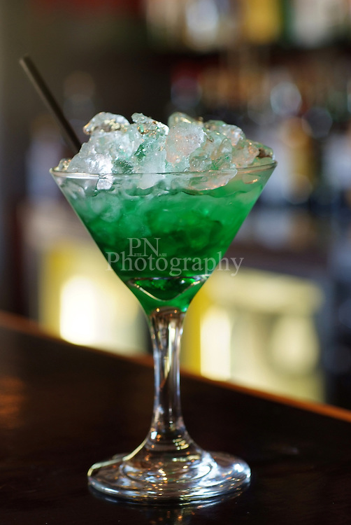 Lime Cocktail ready for those summer Kangaroo Island nights refreshing and tasty
