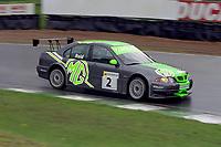 2001 British Touring Car Championship #2 Anthony Reid (GBR). MG Sport & Racing. MG ZS.