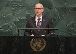 72 General Debate – 25th of September  2017<br /> <br /> H.E. Craig HAWKE<br /> <br /> Chair of Delegation of NEW ZEALAND