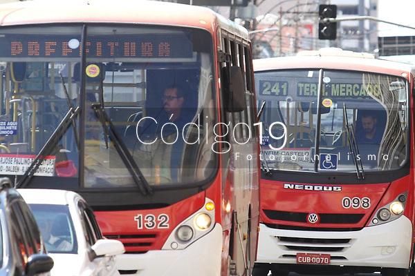 CAMPINAS, SP, 04.12.2018: ONIBUS-SP - Campinas terá aumento no valor da tarifa de onibus no proximo dia 6 de janeiro. (Foto: Luciano Claudino/Codigo19)
