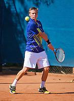 September 03, 2014,Netherlands, Alphen aan den Rijn, TEAN International, Demi Schuurs (NED)<br /> Photo: Tennisimages/Henk Koster