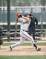 Nico Giarratano - San Francisco Giants 2019 spring training (Bill Mitchell)