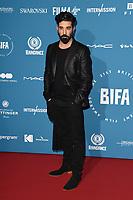 Ray Panthaki<br /> arriving for the British Independent Film Awards 2018 at Old Billingsgate, London<br /> <br /> ©Ash Knotek  D3463  02/12/2018