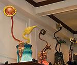 Glassware, Rubicon Restaurant, San Francisco, California