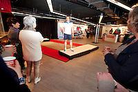10-02-14, Netherlands,Rotterdam,Ahoy, ABNAMROWTT,, ,  Fashion Show<br /> Photo:Tennisimages/Henk Koster
