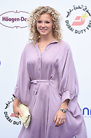 Katerina Siniakova<br /> arriving for the Tennis on the Thames WTA event in Bernie Spain Gardens, South Bank, London<br /> <br /> ©Ash Knotek  D3412  28/06/2018