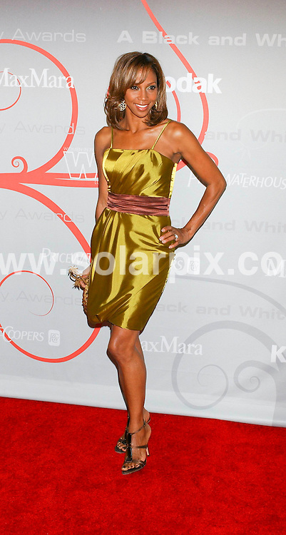 **ALL ROUND PICTURES FROM SOLARPIX.COM**.**SYNDICATION RIGHTS FOR UK, SPAIN, PORTUGAL, AUSTRALIA, S.AFRICA & DUBAI (U.A.E) ONLY**.arrivals for the 2008 Women In Film Crystal + Lucy Awards held at the Beverly Hilton Hotel, Beverly Hills, CA, USA. 17th June 2008..This pic: Holly Robinson-Peet..JOB REF: 6696 PHZ /GL    DATE: 17_06_2008.**MUST CREDIT SOLARPIX.COM OR DOUBLE FEE WILL BE CHARGED* *UNDER NO CIRCUMSTANCES IS THIS IMAGE TO BE REPRODUCED FOR ANY ONLINE EDITION WITHOUT PRIOR PERMISSION*