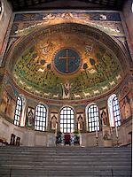 Basilica di S.Apollinare Nuovo in Ravenna Italy 6th century churc
