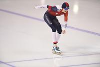 SPEEDSKATING: CALGARY: Olympic Oval, 02-03-2019, ISU World Allround Speed Skating Championships, World record 3000m Ladies for Martina Sablikova (CZE), 3:53,31, ©Fotopersburo Martin de Jong