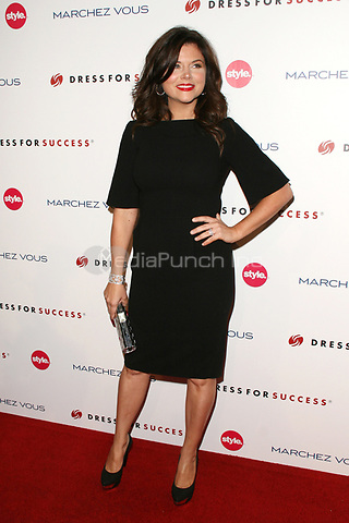 Tiffani Thiessen at the 3rd Annual Give & Get Fete benefiting Dress For Success Worldwide-West at The London Hotel on November 7, 2011 in West Hollywood, California. © mpi21 / MediaPunch Inc.