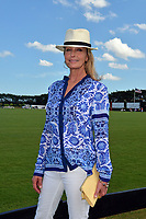 WELLINGTON, FL - APRIL 24: Actress Bo Derek does the coin toss and hosts prior to Orchard Hill defeating Dubai in the U.S. Polo Open Championship held at the International Polo Club Palm Beach. Bo Derek is an American film and television actress, movie producer, and model perhaps best known for her breakthrough role in the 1979 film 10 on April 24, 2016 in Wellington, Florida.<br /> <br /> People:  Bo Derek