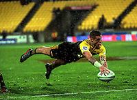 160723 Super Rugby Quarterfinal - Hurricanes v Sharks