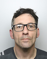 Pictured: Anthony Marcus Jones<br /> Re: Taxi driver Anthony Marcus Jones, who raped a passenger in the back of his cab as he drove her home in Pembrokeshire, has been jailed by Swansea Crown Court, Wales, UK.<br /> Jones picked up the woman after she had been out for the night and assaulted her in a car park.<br /> Jones denied rape and claimed the pair had had consensual sex. But the 43-year-old was convicted following a trial. <br /> The court heard he had a previous caution for assaulting a woman, and the judge said he did not think Jones should have been working as a taxi driver at all with that background.<br /> It was the third time the case had gone to trial with the first two having collapsed because of failures in the disclosure of evidence and a senior police officer is now going to have to appear before the court to explain what happened.