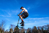 Skateboard park in Masterton, New Zealand on Thursday, 30 July 2020. Photo: Dave Lintott / lintottphoto.co.nz