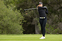 STANFORD, CA - APRIL 25: Sadie Englemann at Stanford Golf Course on April 25, 2021 in Stanford, California.