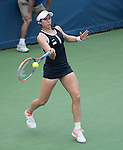 July  19, 2016:  Christina McHale (USA) defeated Monica Niculescu (ROU) 6-3, 6-4, at the Citi Open being played at Rock Creek Park Tennis Center in Washington, DC.  ©Leslie Billman/Tennisclix/CSM