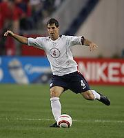 Carlos Bocanegra, Honduras v USA, 2004.