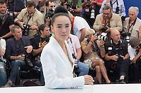NAOMI KAWASE - PHOTOCALL DU JURY DE LA CINEFONDATION ET DES COURTS METRAGES, 69EME FESTIVAL DE CANNES
