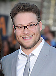 Seth Rogen attends The Universal Pictures' World Premiere of Neighbors held at The Regency Village in Westwood, California on April 28,2014                                                                               © 2014 Hollywood Press Agency