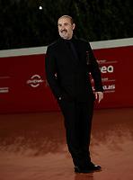 "Spanish actor Javier Camara poses on the red carpet for the screening of the film ""El olvido que seremos"" during the 15th Rome Film Festival (Festa del Cinema di Roma) at the Auditorium Parco della Musica in Rome on October 22, 2020.<br /> UPDATE IMAGES PRESS/Isabella Bonotto"