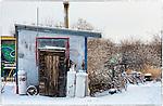 shack in Woodyard