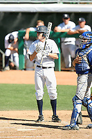 Brock Stassi #22 of the Nevada Wolf Pack plays against the San Jose State Spartans in the Western Athletic Conference post-season tournament at Hohokam Stadium on May 25, 2011 in Mesa, Arizona. .Photo by:  Bill Mitchell/Four Seam Images.