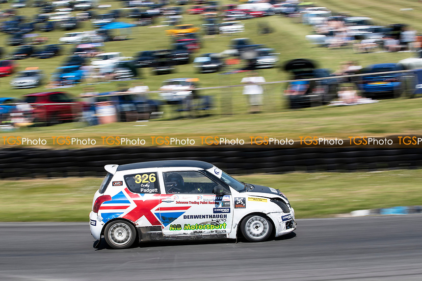 Covey Padgett, Suzuki Swift Junior during the 5 Nations BRX Championship at Lydden Hill Race Circuit on 31st May 2021
