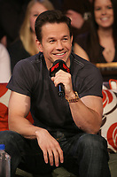 """not only do you do fun stuff here but you guys also talk about smart and important things on this show and a lot of American shows don't do that and I love that about this country."" Mark Wahlberg spoke to MTV Live about his film ""Shooter"" airing Monday, March 19 at 6 p.m. ET. Watch at mtv.ca (CNW Group/MTV)"