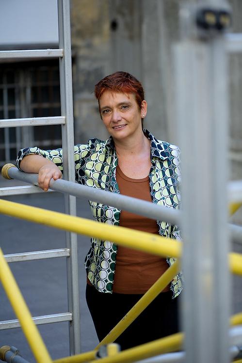 Agnès Freschel, magazine Zibeline - Marseille