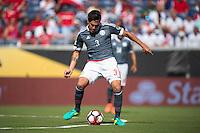 Orlando, Florida - Saturday, June 04, 2016: Paraguayan defender Gustavo Gomez (3) during a Group A Copa America Centenario match between Costa Rica and Paraguay at Camping World Stadium.