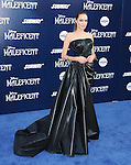 """Angelina Jolie  attends The World Premiere of Disney's """"Maleficent"""" held at The El Capitan Theatre in Hollywood, California on May 28,2014                                                                               © 2014 Hollywood Press Agency"""