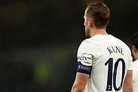 30th September 2021; Tottenham Hotspur Stadium. Tottenham, London, England; UEFA Conference League football, Tottenham v NS Mura: Harry Kane of Tottenham Hotspur