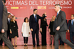 "King Felipe VI of Spain during the concert ""In Memoriam"" in honor of the victims of terrorism at  Auditorio Nacional de Musica in Madrid. March 08, 2017. (ALTERPHOTOS/Borja B.Hojas)"